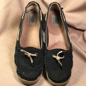 UGG Leather loafers